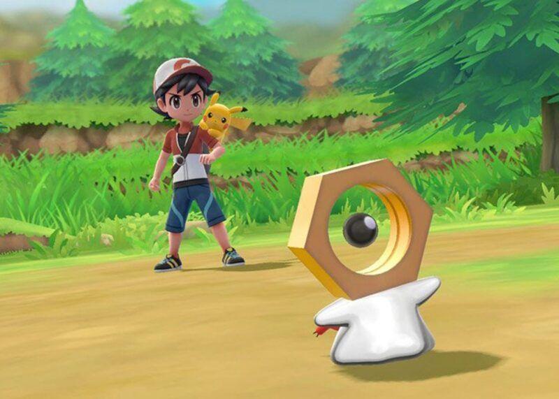 Cómo conseguir a Meltan en Pokémon Go y Pokémon Let's Go