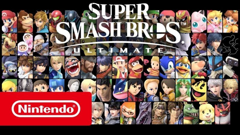 Trucos de Super Smash Bros. Ultimate