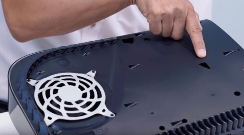 Cómo limpiar una PS5