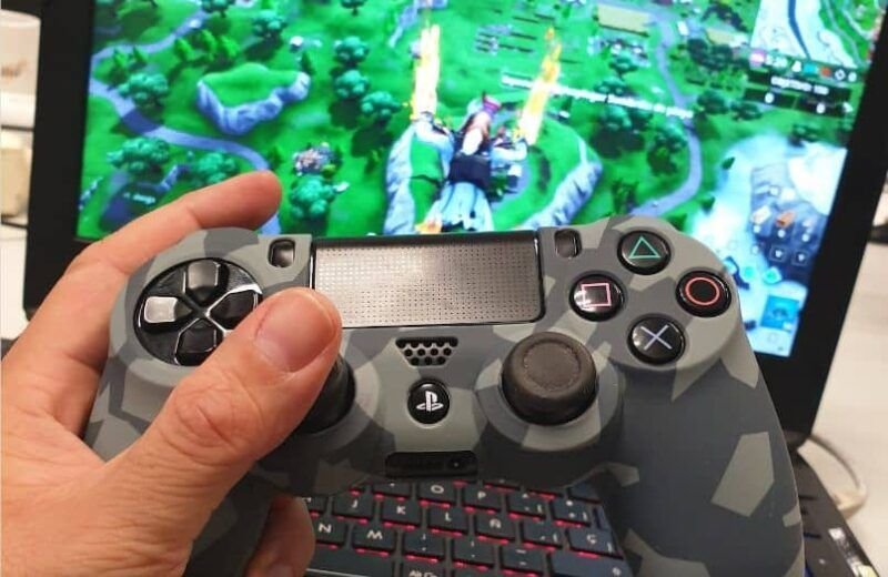 mando de PS4 en tu PC o Mac