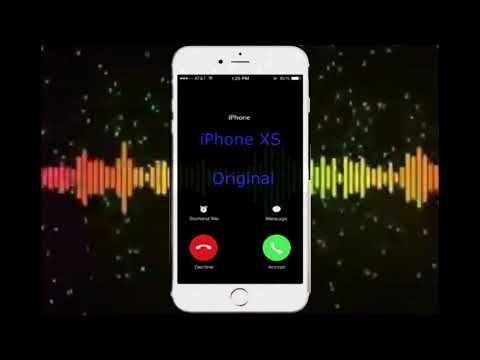 tonos de llamada en el iPhone