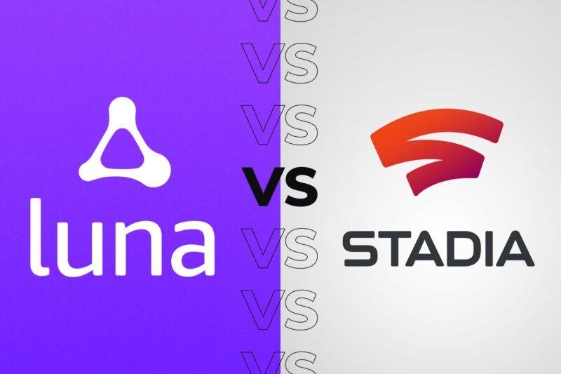 Amazon Luna vs. Google Stadia: ¿Cuál es la diferencia?