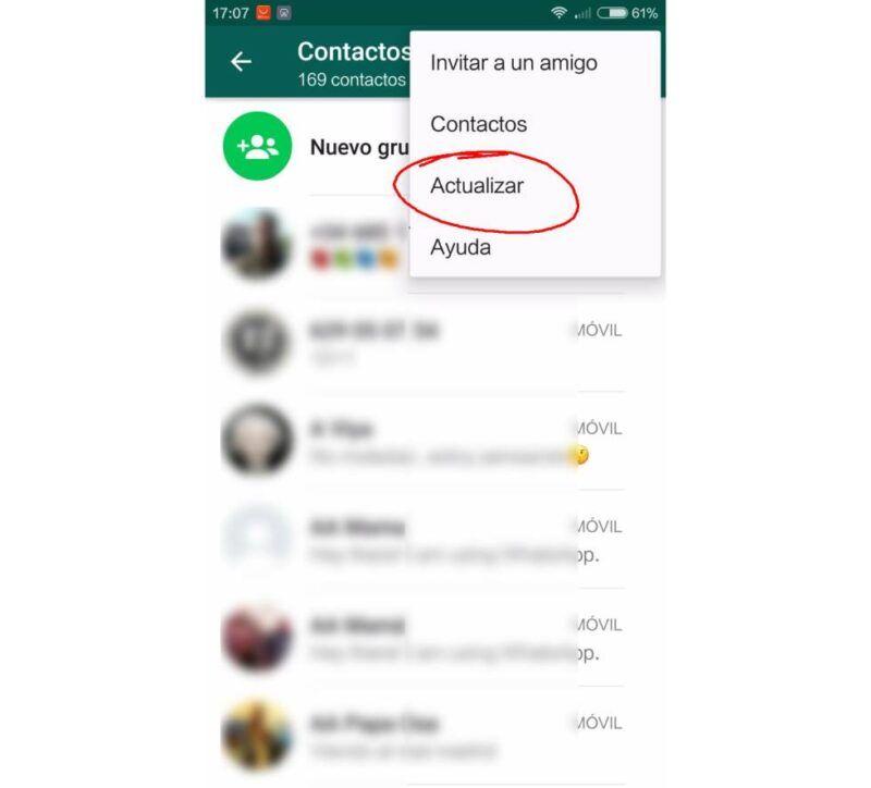 Cómo añadir un contacto a WhatsApp