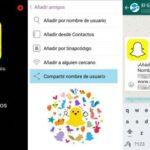 Cómo añadir un enlace en Snapchat