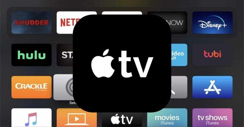 Aplicacion  Apple TV