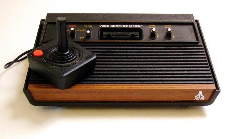 Historia de Atari 2600: El principio del fin