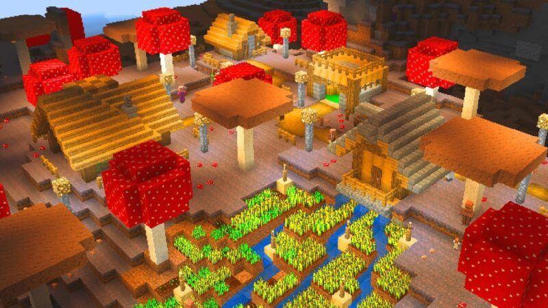 Biomas de homgos de Minecraft