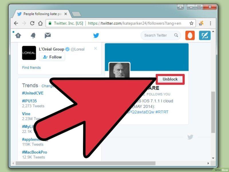 Cómo evitar que los desconocidos te sigan en Twitter