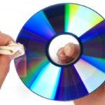 Cómo arreglar un CD rayado