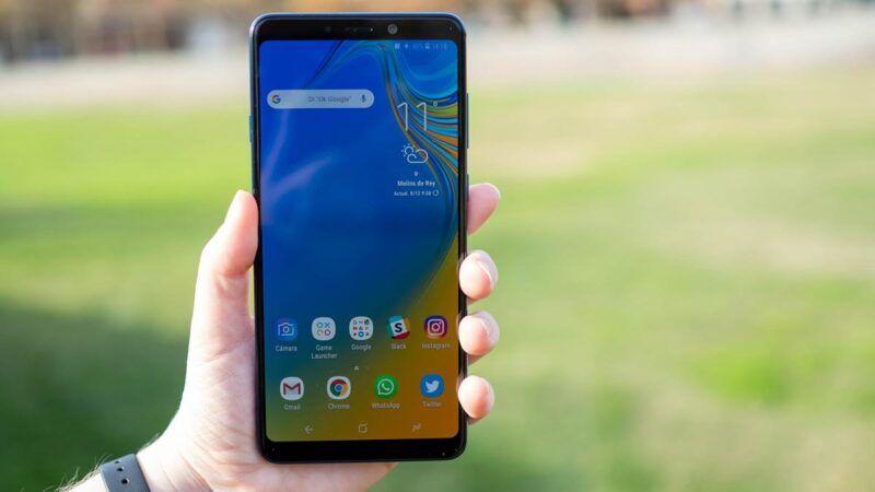 Captura de pantalla en tu teléfono o tableta Android