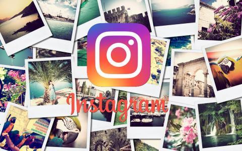 Collage de fotos de Instagram