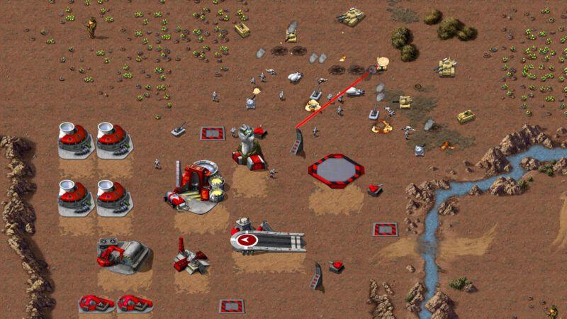 Descarga del juego gratuito Command & Conquer