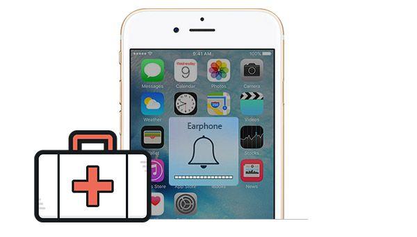 Cómo arreglar el iPhone atascado en el modo de auriculares