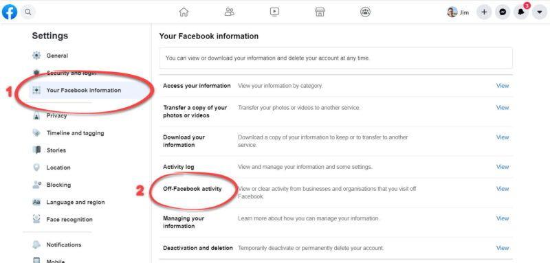 Cómo evitar que los anuncios de Facebook te rastreen