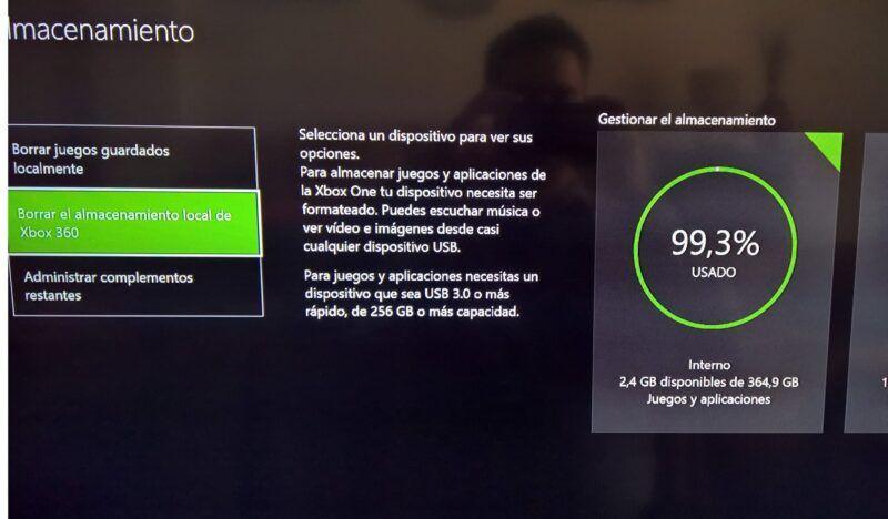 Qué hacer cuando tu Xbox One se cuelga en la pantalla de inicio