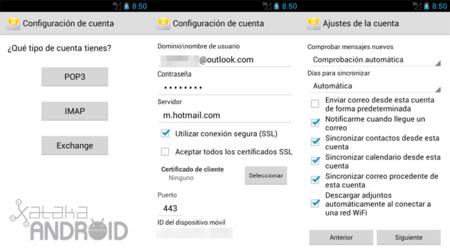 Cómo hacer que su teléfono elimine los correos electrónicos de los servidores POP