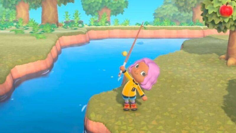 Cómo pescar en Animal Crossing: New Horizons