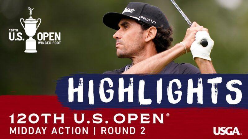 Cómo ver el US Open de golf en directo (2021)