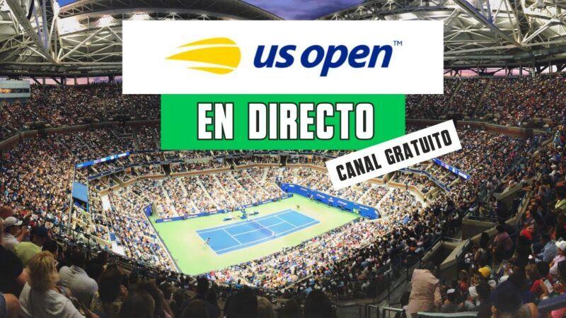 Cómo ver el US Open de tenis en directo (2021)