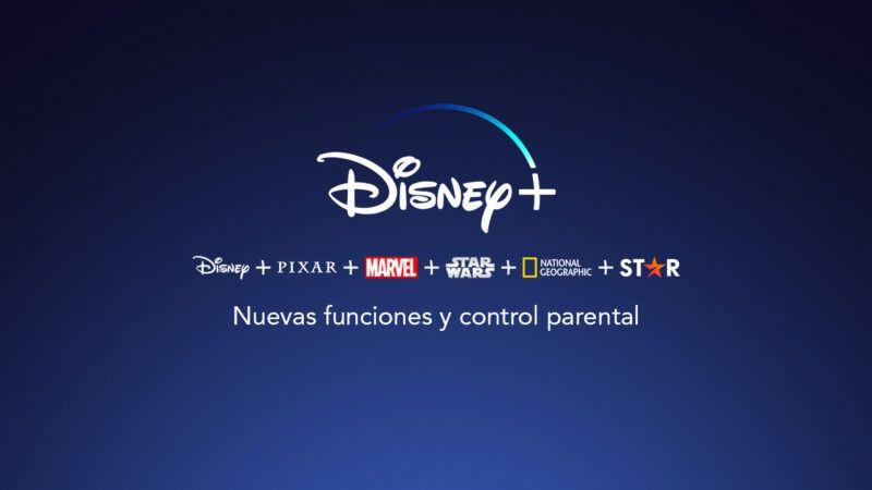 Cómo configurar el control parental de Disney Plus