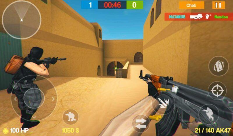 Cubo: Un juego de disparos en primera persona gratis