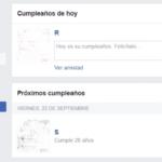 Cómo encontrar los cumpleaños de los amigos en Facebook