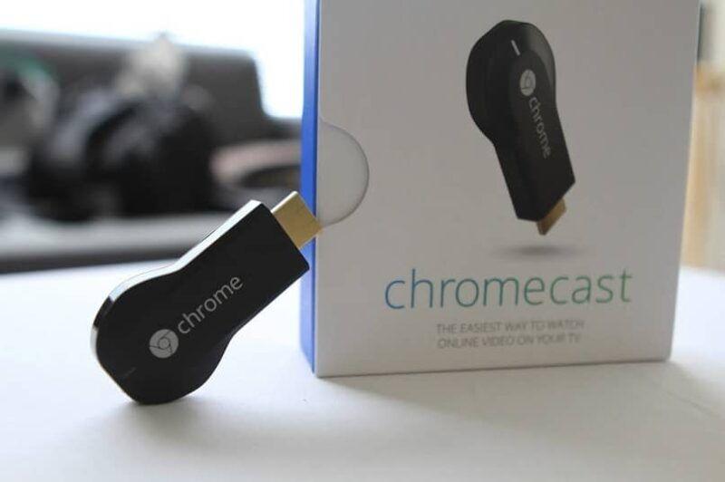 Cómo desactivar Chromecast