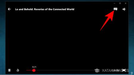 Desactivar los subtítulos en Netflix en Xbox