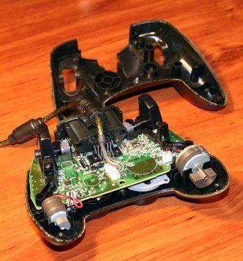 Desmontar un mando de la Xbox One