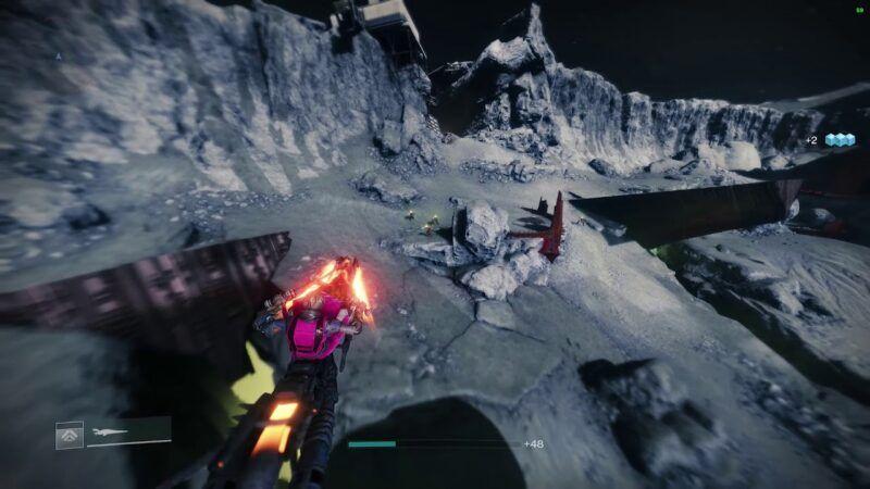 Cómo encontrar la cuerda cautiva en Destiny 2's Lunar Battlegrounds