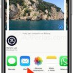 Cómo enviar imágenes con el iPhone Mail