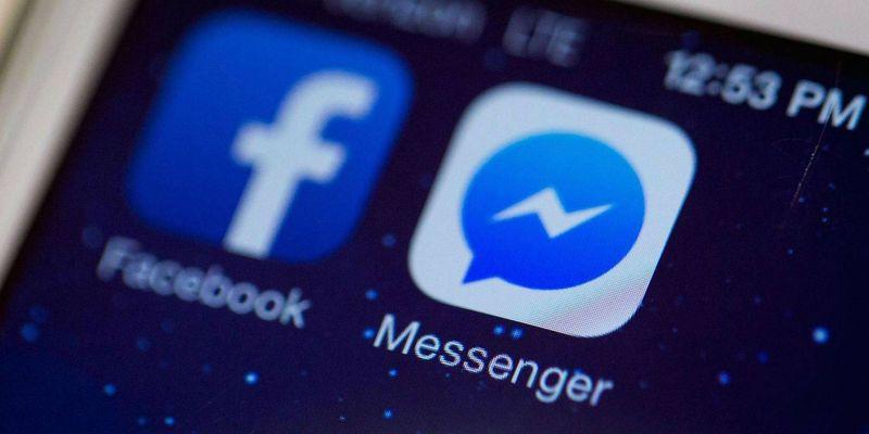 Facebook  en mesenger