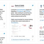 Cómo buscar tus propios tweets en tu feed de Twitter