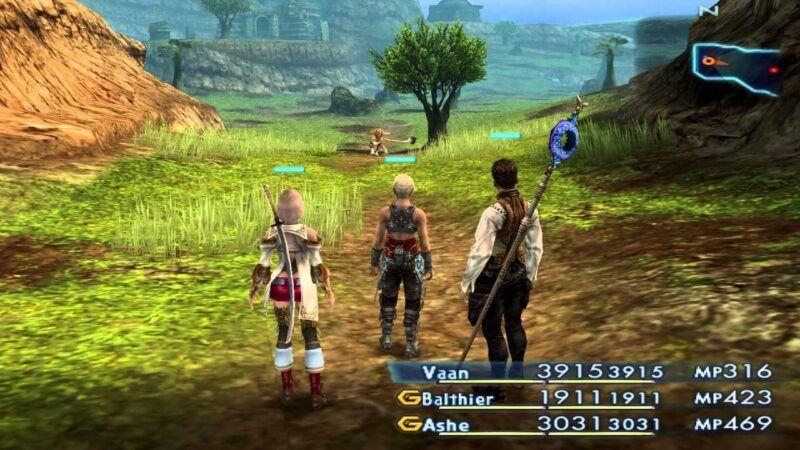 Cómo crear un equipo ganador en Final Fantasy XII
