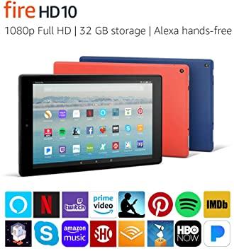 Fire Tablet con Alexa