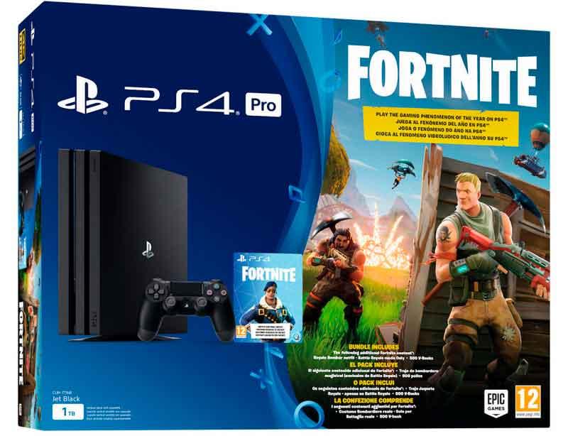 Fortnite en PS4