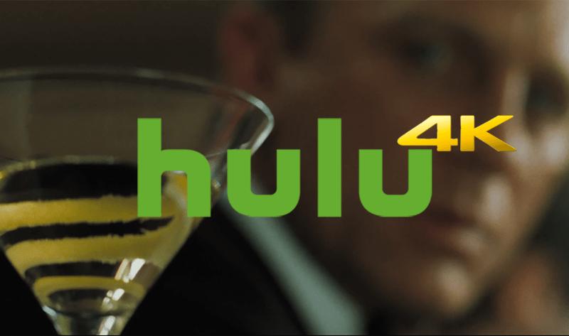 Hulu en 4K