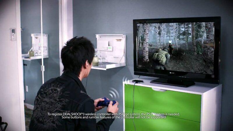Cómo jugar a los juegos de PSP en el televisor