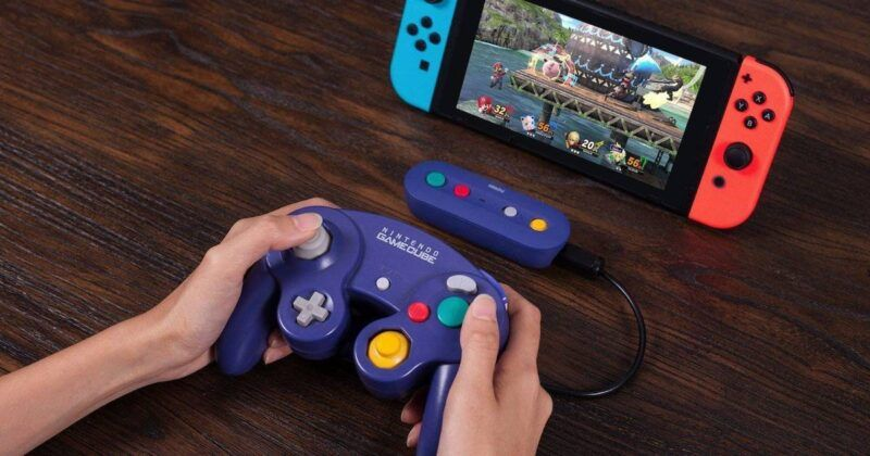 Cómo conectar los mandos de GameCube a la Nintendo Switch