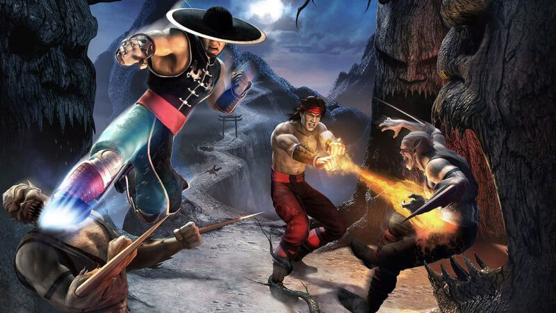 Mortal Kombat: Shaolin Monks Trucos Códigos para PS2