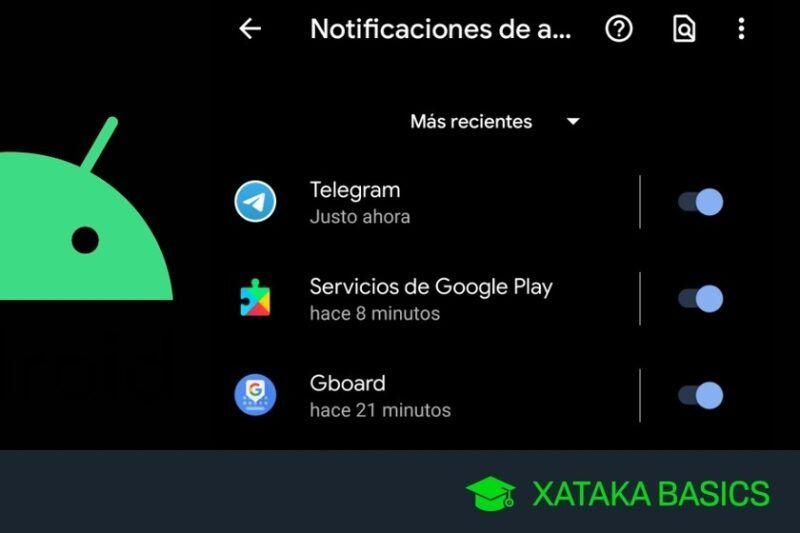 Notificaciones de Android