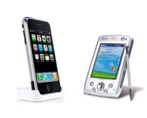 PDA vs. Smartphone