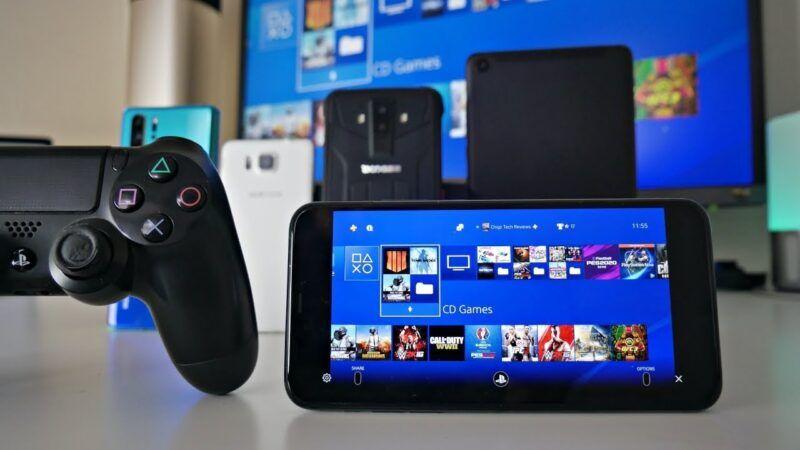 Cómo jugar a distancia los juegos de PS5 en Android