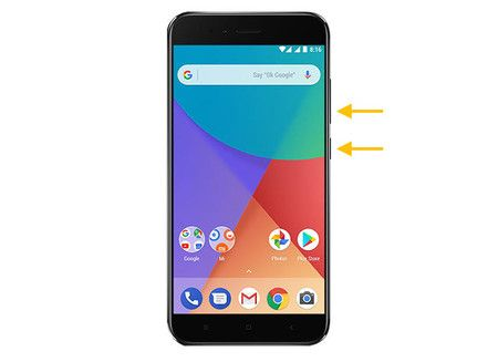 Pantalla en Android