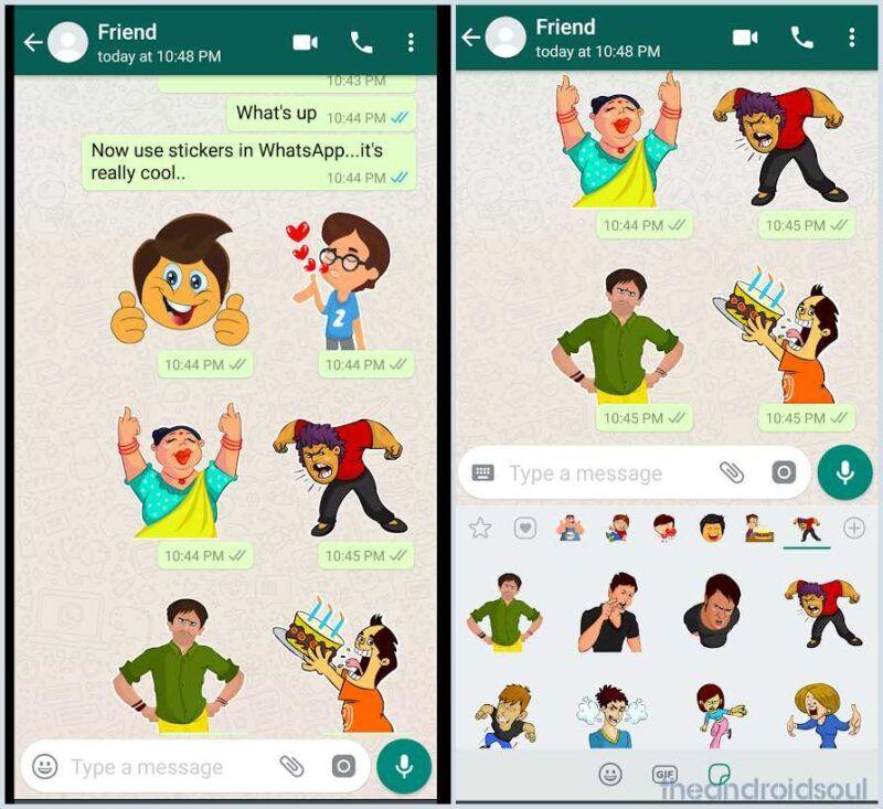 Cómo crear pegatinas personales de WhatsApp