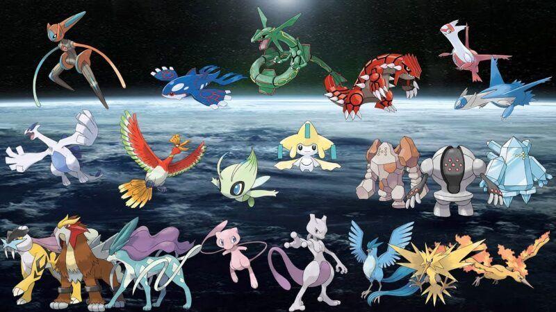 Cómo encontrar pokemones raros