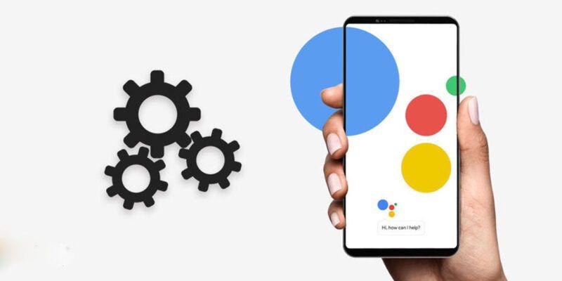 Problemas de Google Assistant