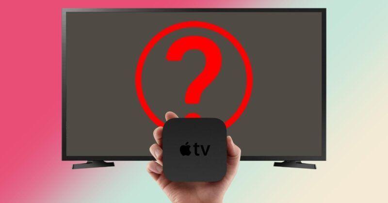 Cómo solucionar los problemas de conexión del Apple TV