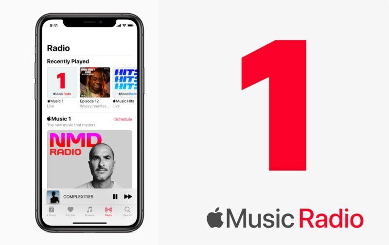 Cómo utilizar la radio de Apple Music en iTunes
