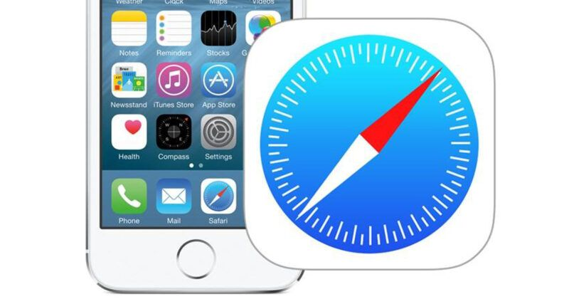 Safari en iPod